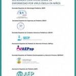 Portada del informe sobre el virus del Ébola (AEP)